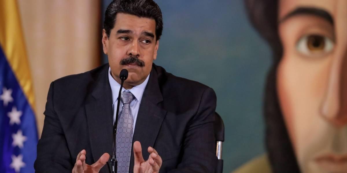 """Maduro trató de """"traidor y pelele del imperialismo"""" al presidente de El Salvador Nayib Bukele"""