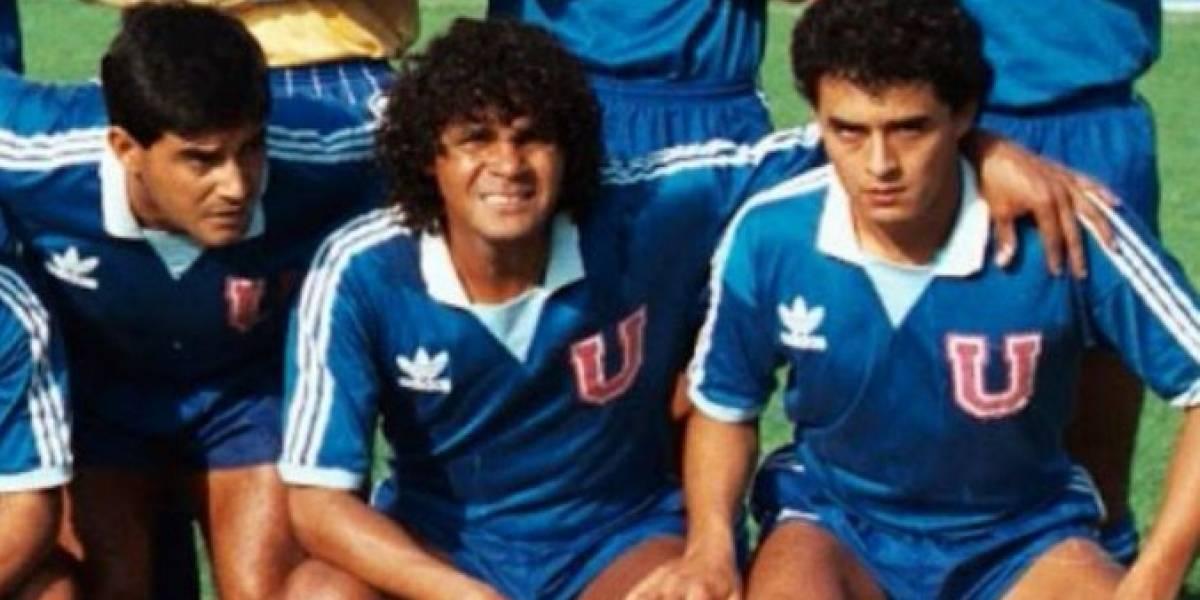 """Severino Vasconcelos: """"Ahora cualquier jugador llega a la U, tienen que sacarse la mugre para no descender"""""""