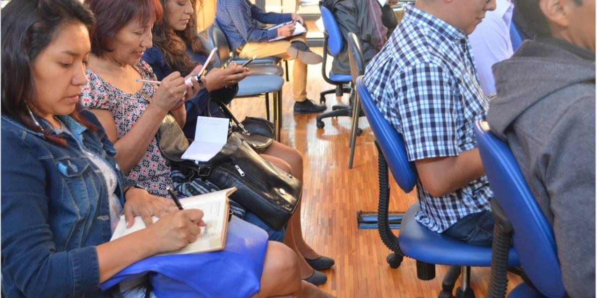 ConQuito realiza coaching profesional y emprendimiento