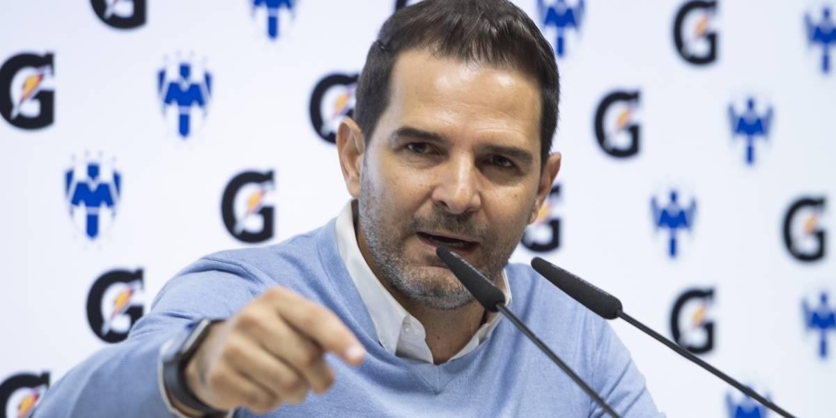 Rayados analiza candidatos; Becerra y Treviño serán interinos