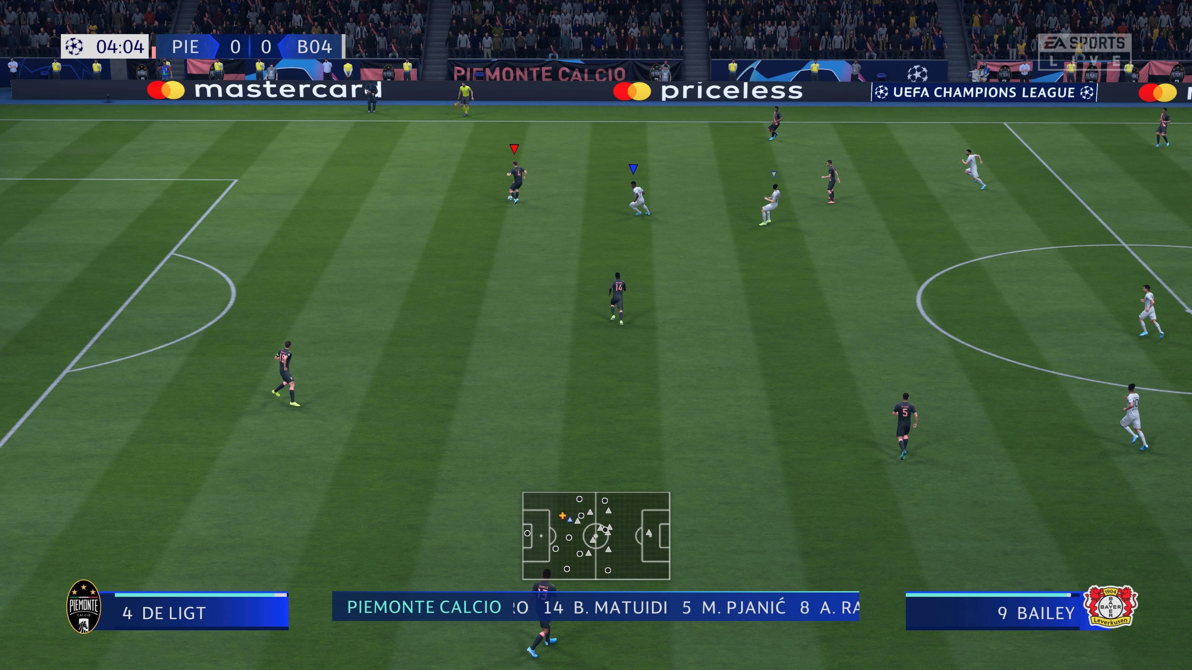 FIFA 20 FAYERWAYER