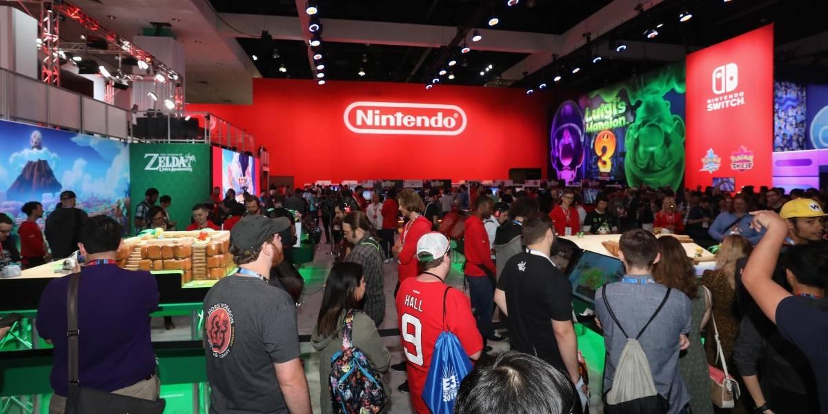 BGS 2019: Nintendo leva Switch pela 1ª vez à feira de games brasileira