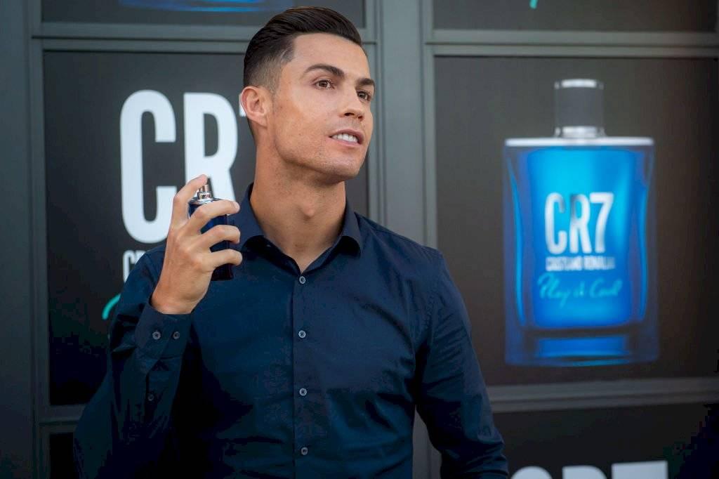 La línea de fragrancias es uno de varios negocios que el portugués ha lanzado bajo la marca Cristiano Ronaldo / Foto: Getty Images