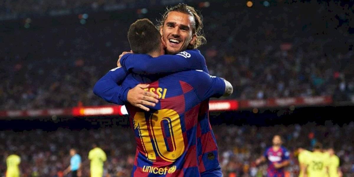 """Antoine Griezmann y su día a día con Lionel Messi en Barcelona: """"Es difícil que nos hablemos"""""""