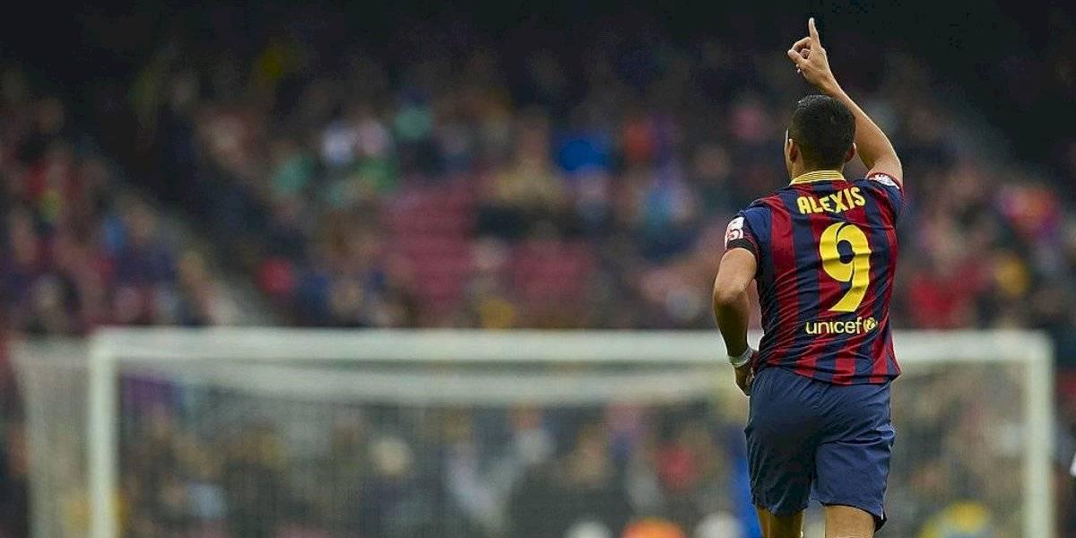 """""""El retorno del jugadorazo"""": La prensa catalana resalta el regreso de Alexis Sánchez al Camp Nou por la Champions League"""