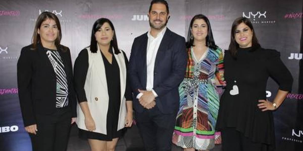 #TeVimosEn: Jumbo realiza alianza con la marca de maquillaje NYX Professional Makeup