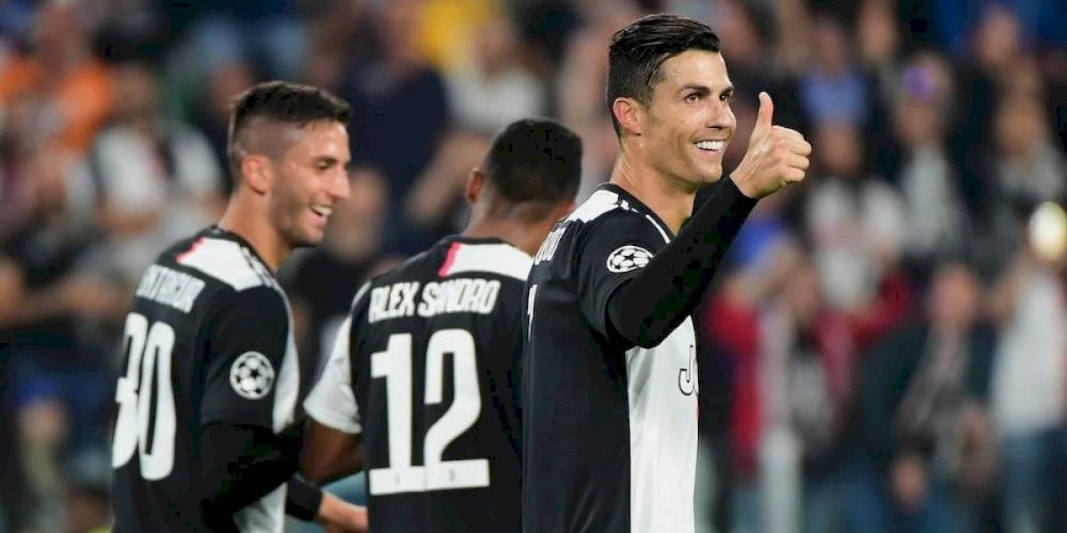 Higuaín y Cristiano comandan goleada de la Juventus al Leverkusen