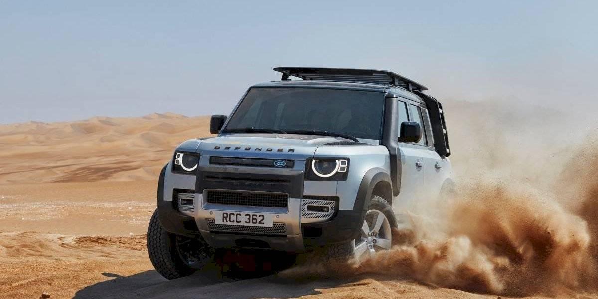Land Rover reflota un clásico y actualiza su Defender