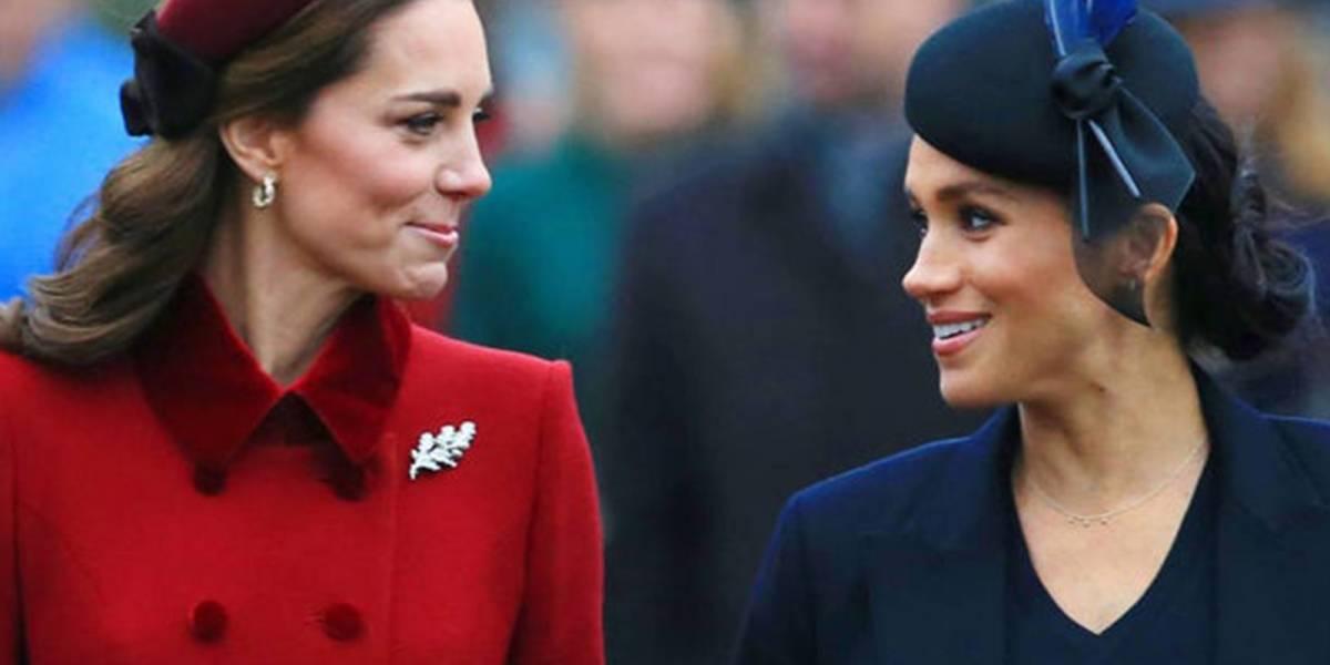 La tensión entre Meghan Markle y Kate Middleton aumenta de nuevo por una asistente personal