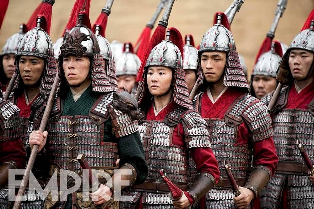 Live-action de Mulan