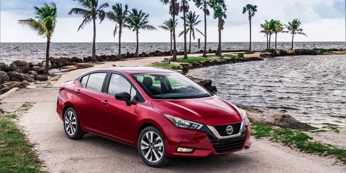 Nissan Versa 2020 cambió por fuera y por dentro, conócelo