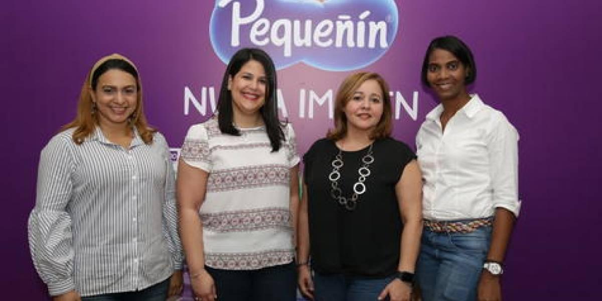 #TeVimosEn: Pequeñín presenta nueva imagen de sus toallitas húmedas