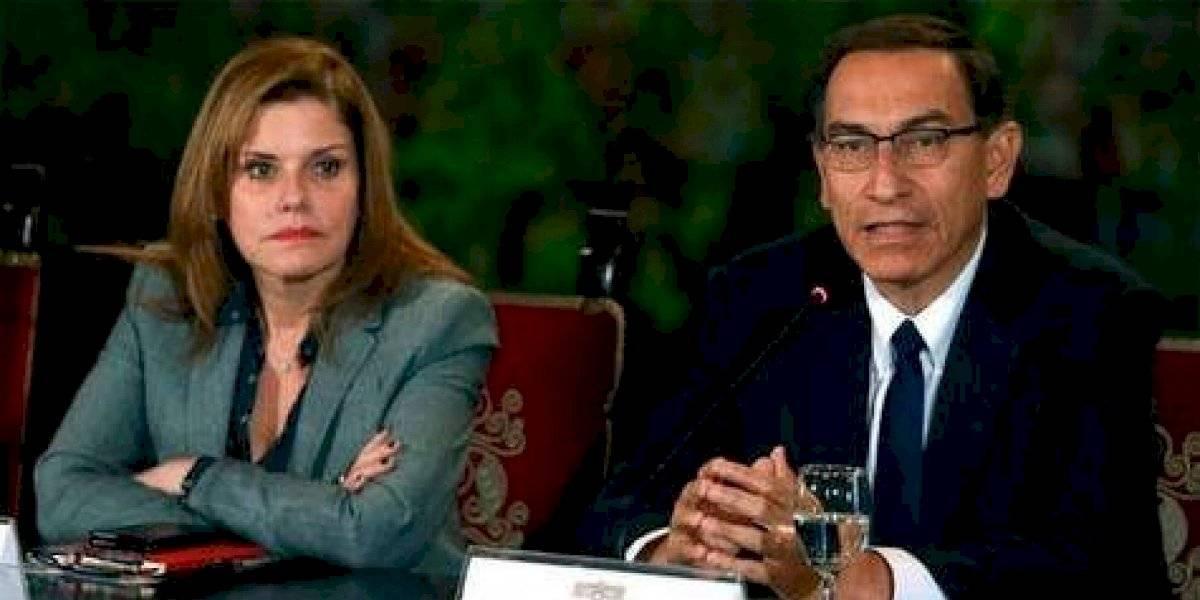 Choque de poderes en Perú: Otro país con dos presidentes