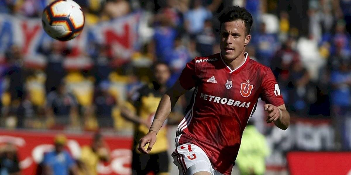 """El """"clasiquero"""" Ángelo Henríquez volverá a la estelaridad en la U para el Superclásico ante Colo Colo"""