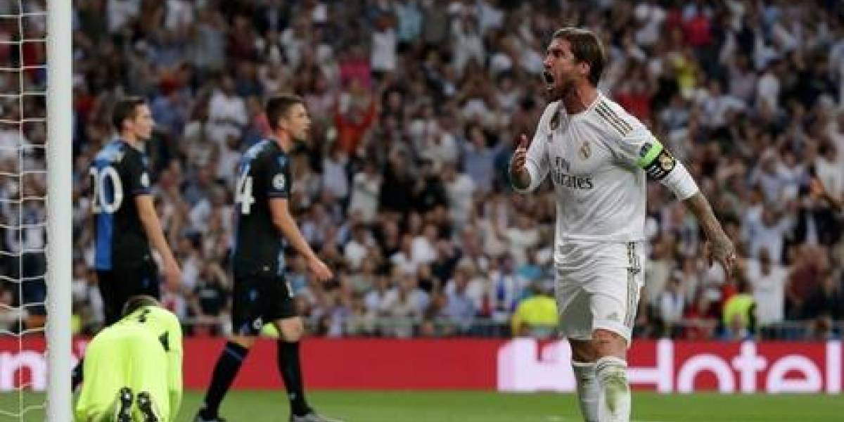 Champions: Real Madrid no pasa del empate como local
