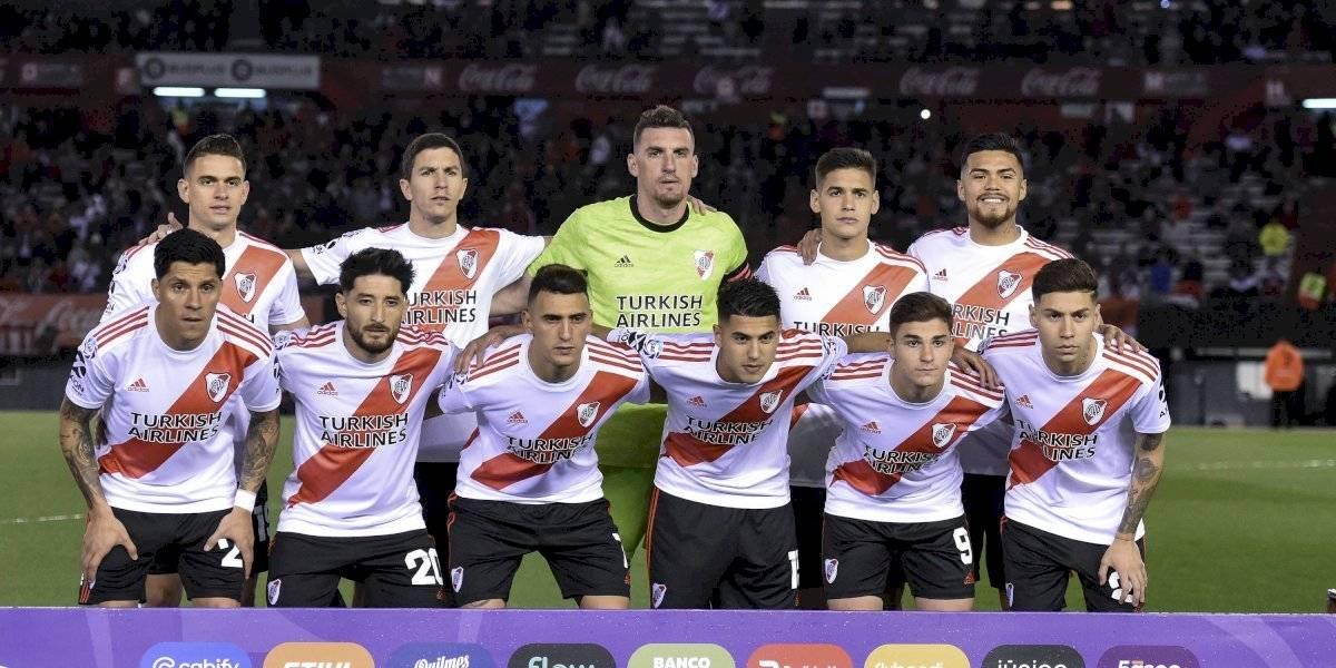 Así formará River frente a Boca por las semifinal de la Copa Libertadores 2019