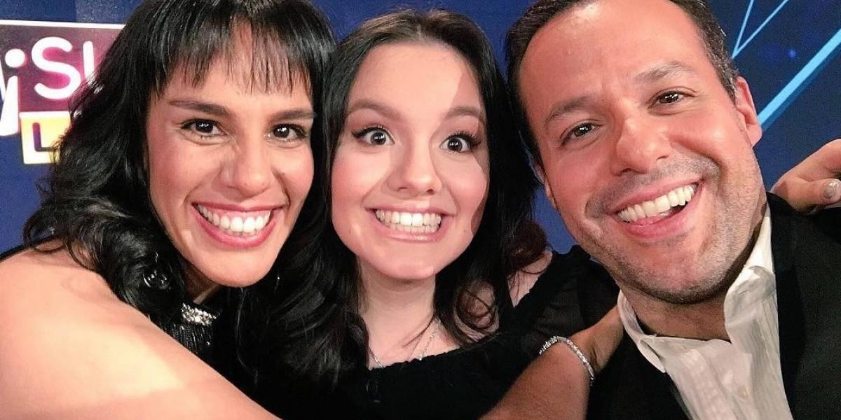 Sarita por fin se reúne con José Joel y Marysol