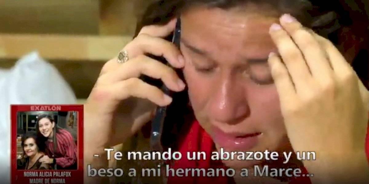 """Presentan conmovedores últimos momentos de la madre de participante de """"Exatlón EE. UU. 3"""""""