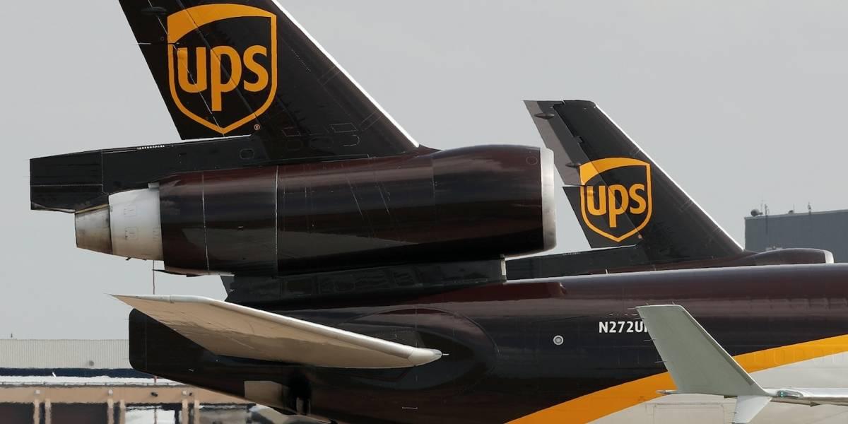 UPS logra permiso para operar aerolínea de drones en EEUU