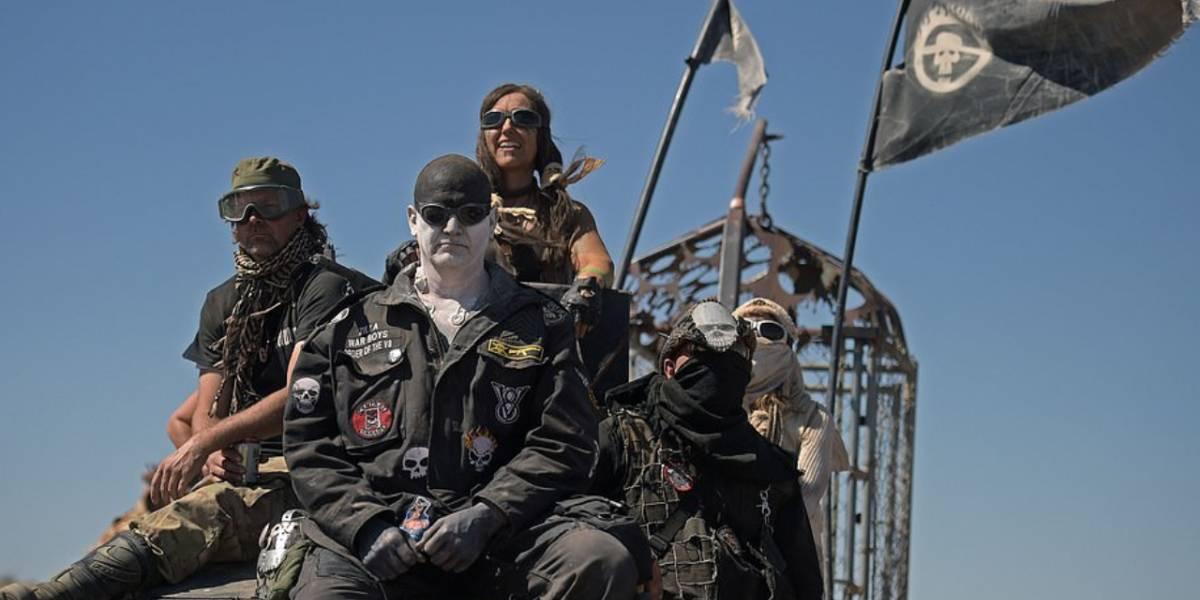 Más de 4 mil fanáticos de Mad Max se reúnen en California para un festival post apocalíptico