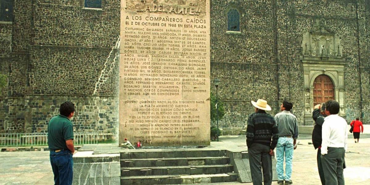 """""""Yo fui sobreviviente de la matanza de Tlatelolco"""", cuenta su historia Cuauhtémoc Padilla"""