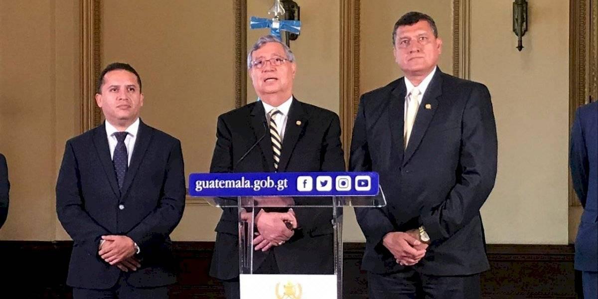 """Gobierno electo dará seguimiento como """"observador"""" al acuerdo migratorio"""