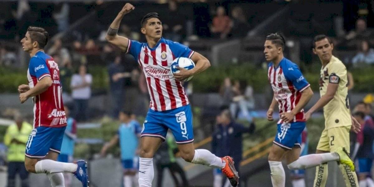 Los tres futbolistas de Chivas que han jugado todo el torneo