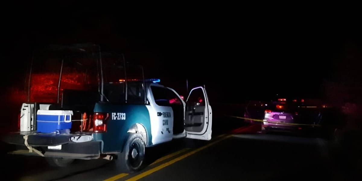 Policía de Veracruz abate a 3 integrantes del Cártel del Golfo en enfrentamiento