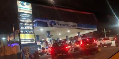 Gasolineras en Quito