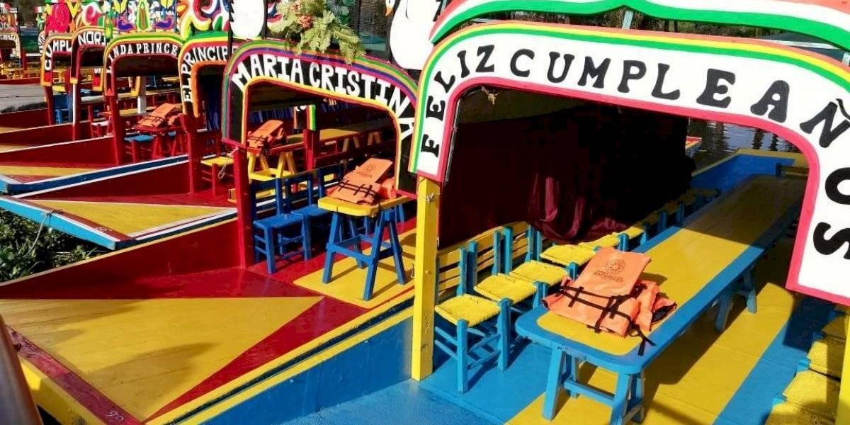 Arranca entrega de chalecos salvavidas en Xochimilco