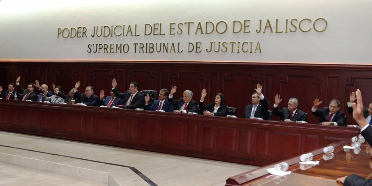 Magistrados rechazan ir contra reforma del Poder Judicial en Jalisco