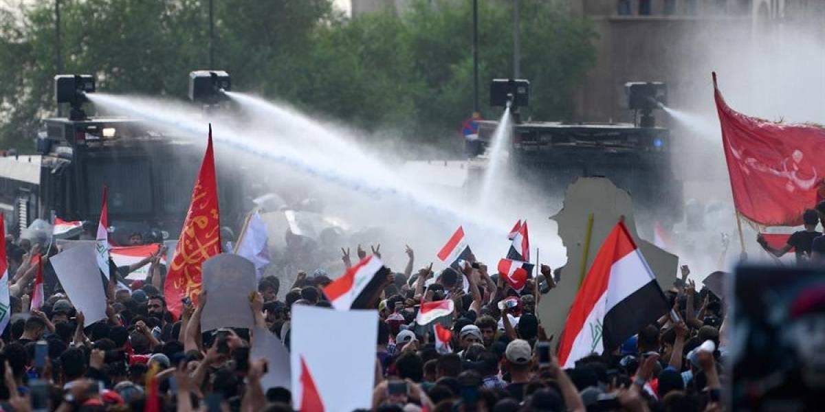 Gobierno de Irak aprueba medidas para acabar con las protestas