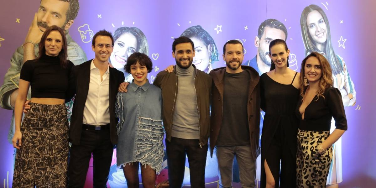 """Movistar Play estrenó serie latina """"Un día eres joven"""""""