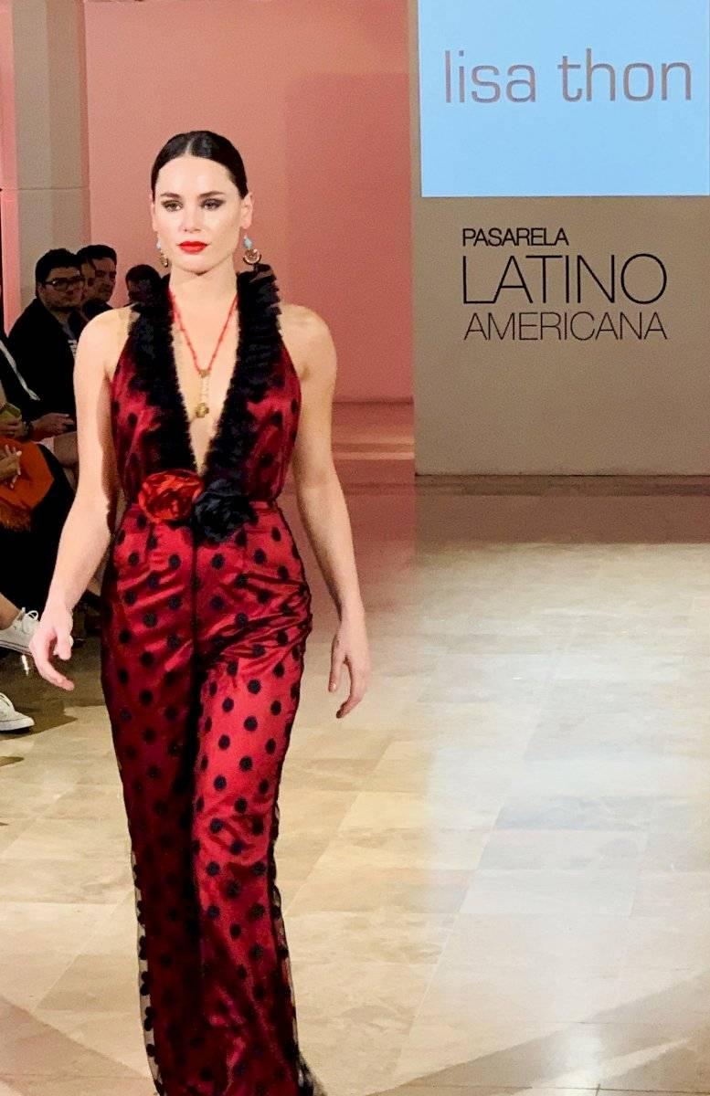 Diseñadores de Moda Lisa Thon y Eddie Guerrero Presentaron Colecciones de Primavera Verano 2020 en Madrid