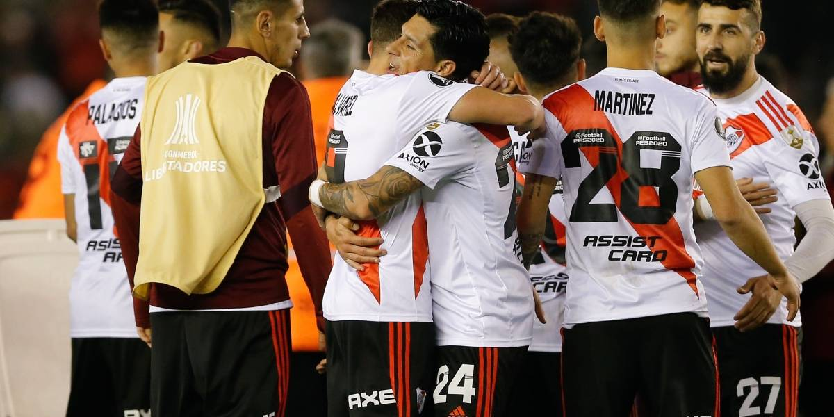 River Plate venció 2-0 a Boca Juniors en la semifinal de la Copa Libertadores