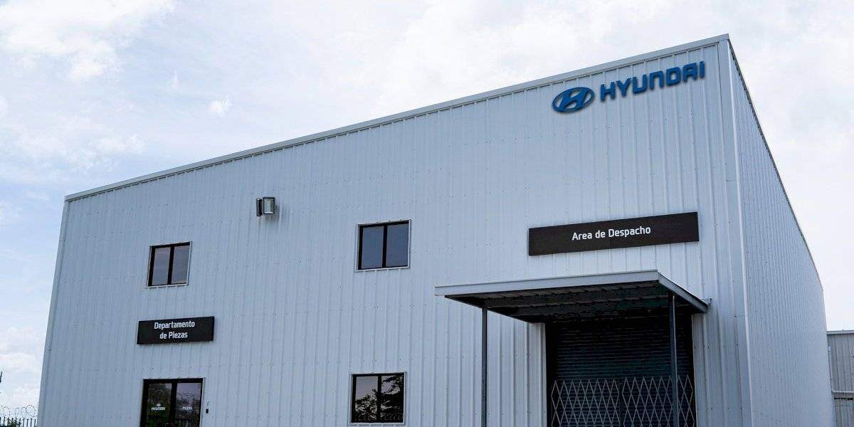 Hyundai invierte 700,000 en instalaciones para piezas y servicio
