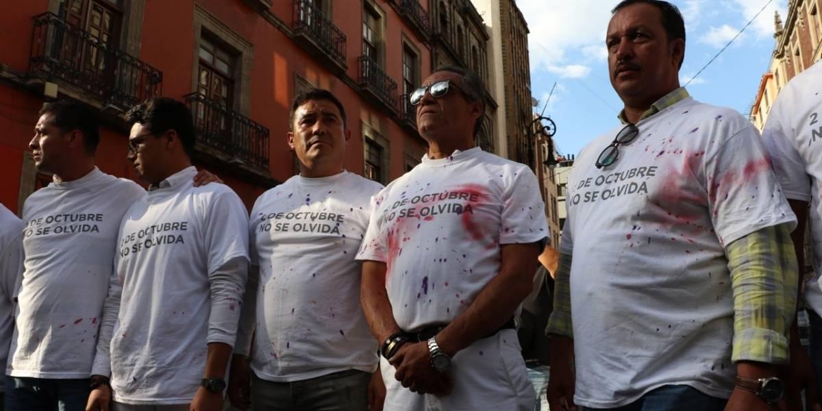 Costaron 960 mil pesos playeras para Cinturón de paz