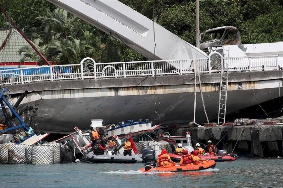 La Agencia Nacional de Bomberos dijo que dos de las víctimas eran originarias de Indonesia y una más de Filipinas EFE
