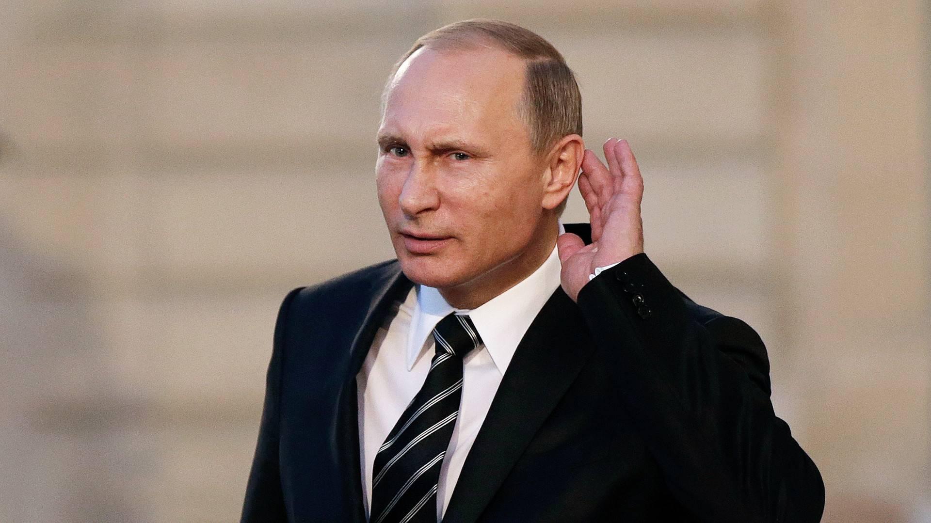 Putin Greta Thunberg