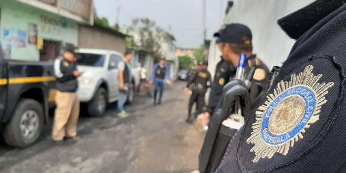 Realizan operativo ante posible ingreso de pandilleros de El Salvador