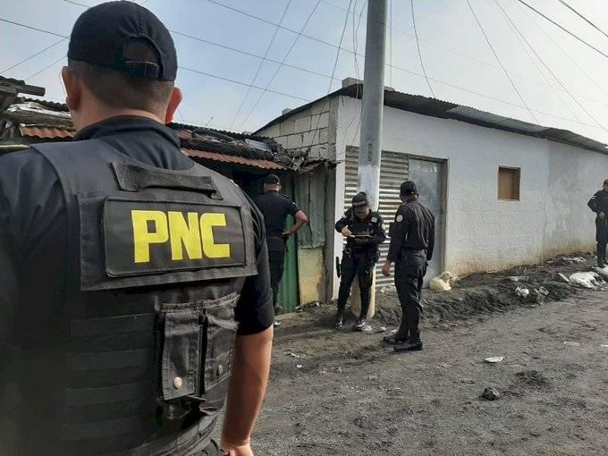 operativo ante posible ingreso de pandilleros de El Salvador