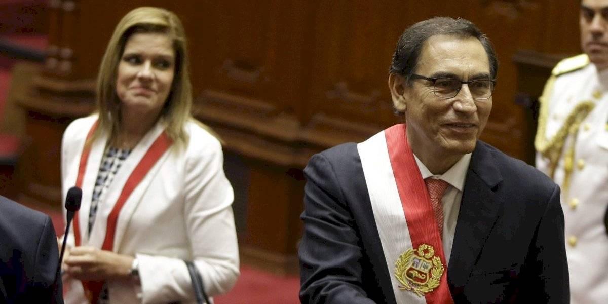 """""""Lo hizo ante el Congreso y este no existe"""": Gobierno de Perú desconoce renuncia de vicepresidenta Mercedes Aráoz"""