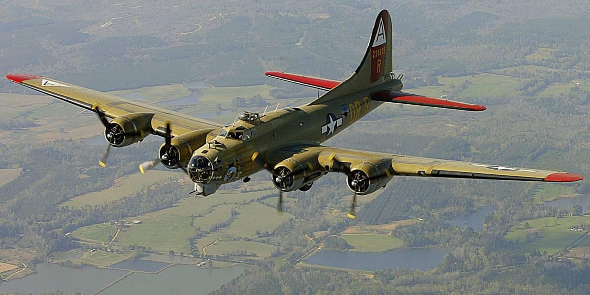 Se estrella avión de la Segunda Guerra Mundial en Estados Unidos