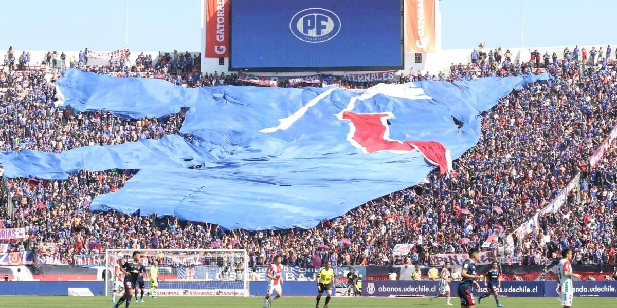 Azul Azul consigue el Banderazo de la U previo al Superclásico, pero Los de Abajo se niegan a participar