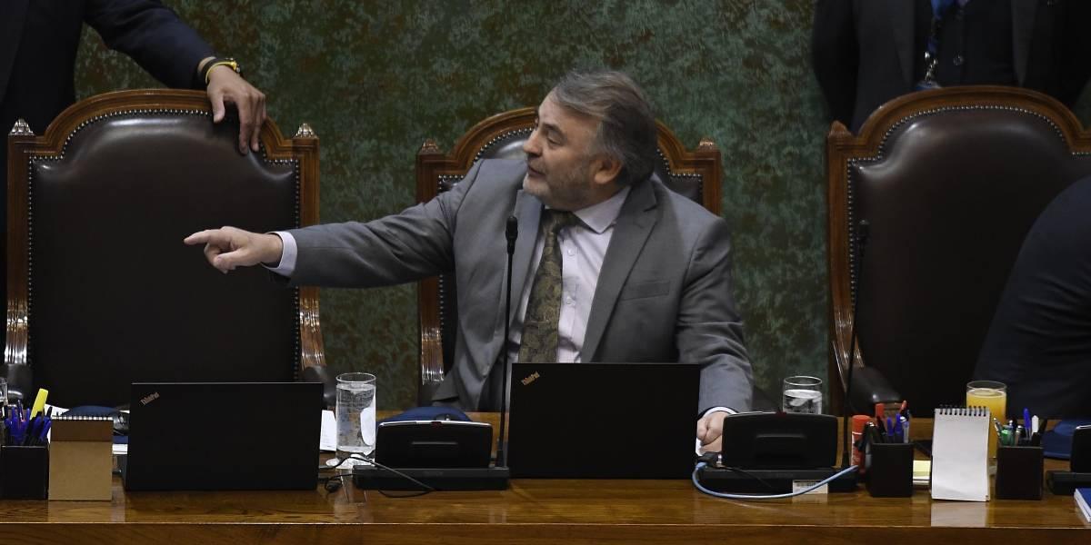 """Pepe Auth y la ira de la oposición: """"Si me sacan como castigo por opinar distinto, gustoso pago el costo"""""""