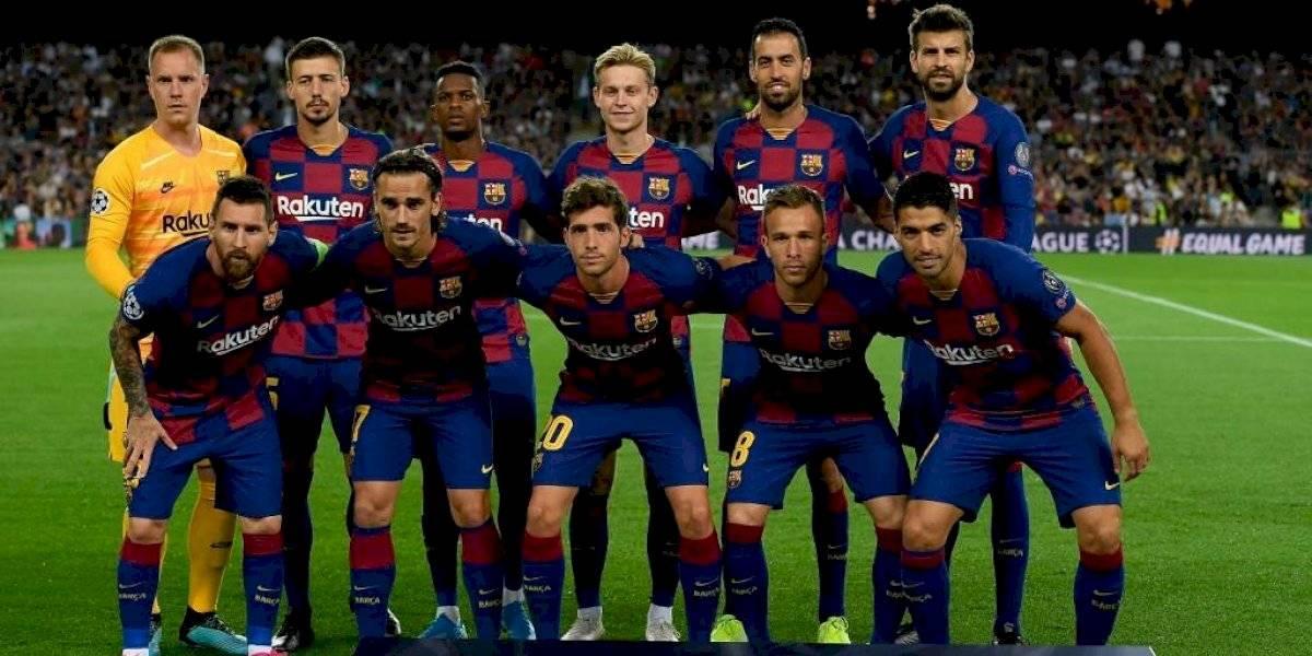 Un Barcelona sin margen de error recibe al Slavia de Praga