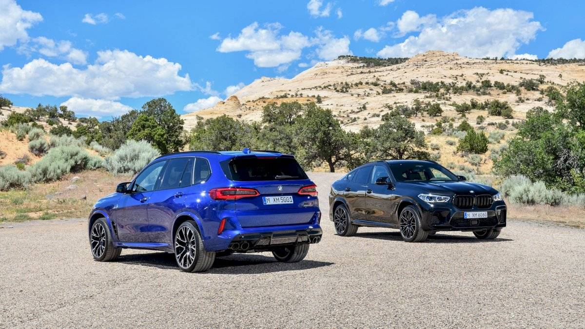 BMW X5 M X5 M Competition - X6 M y X6 M Competition-