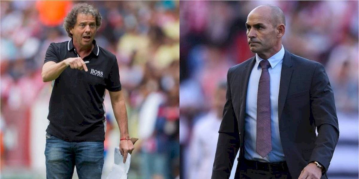 La tensa bronca de Paco Jémez con un comentarista argentino