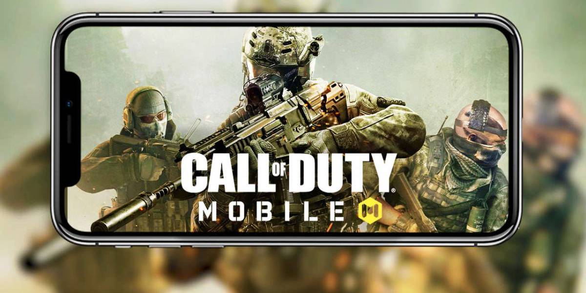 Juega Call of Duty: Mobile gratuitas en usted movil iOS™ u Android