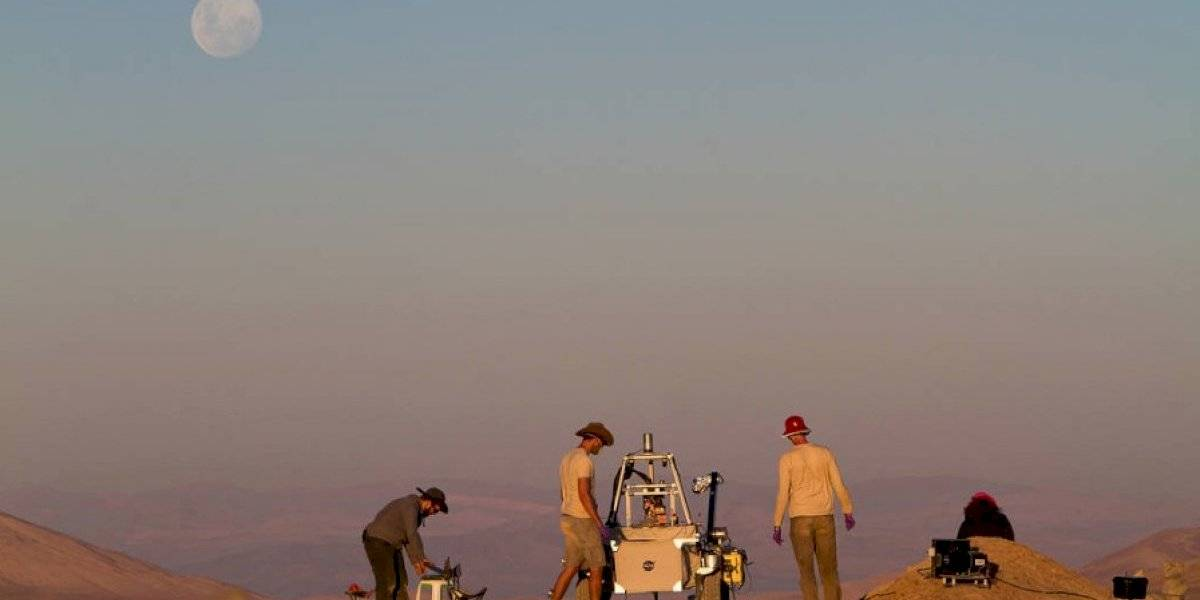 Buscando vida en Marte en el lugar más seco de la Tierra: el proyecto de la NASA que ocupa como escenario el desierto de Atacama